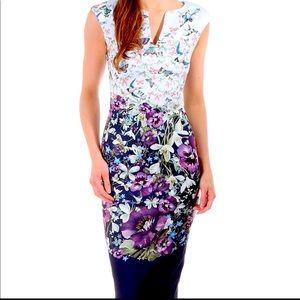 Ted Baker Women's Bodycon dress.